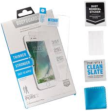 amazon com bodyguardz pure glass screen protector ultra thin