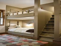Contemporary Bunk Beds In The Bedroom  Contemporary Furniture - Fancy bunk beds