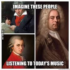 Beethoven Meme - wasn t beethoven deaf rebrn com