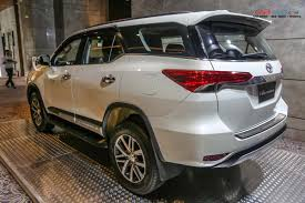new toyota fortuner india price specs pics mileage features