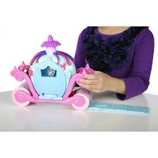 amazon com play doh magical carriage featuring disney princess