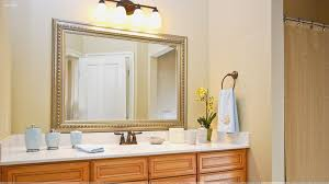 bathroom mirror frame ideas amusing 20 bathroom mirror frame kit design ideas of custom diy
