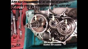 desmontaje motor crf250r 2007 engine disassembly crf250r 2007