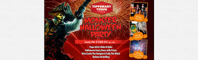 Monster Halloween Party Monster Halloween Party At Tipperary Town Plaza Welcome To