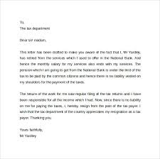 sample resignation letter format 14 download free documents in