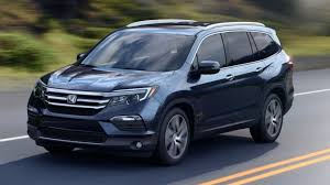 Dodge Journey Blue - comparison honda pilot 2016 vs dodge journey crossroad 2016