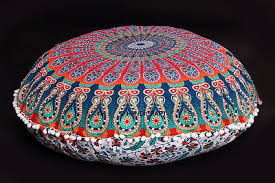 Ottoman Pillow Cushion by Online Get Cheap Round Cushion Ottoman Aliexpress Com Alibaba Group