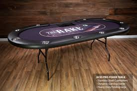 poker table with folding legs poker tournament table ready to go as is or customize it