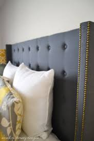 26 best diy headboards images on pinterest diy upholstered