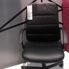 markus swivel chair review montando silla de ikea fingal youtube