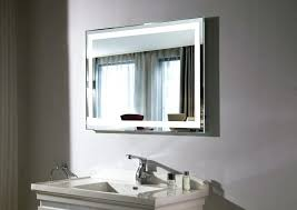 light up wall mirror lighted bathroom vanity mirror overcurfew com
