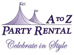 party rentals in a to z party rental pa montgomeryville party supplies