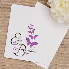 butterfly wedding invitations butterfly garden wedding invitations bluebird wedding stationery