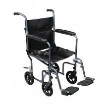 Airgo Comfort Plus Transport Chair Transport Wheelchair Lightweight Tansport Chair Canada
