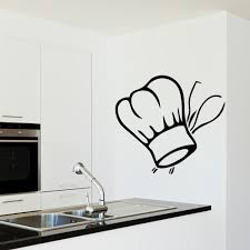 stickers de cuisine stickers toque de cuisine achetez en ligne