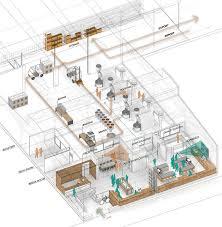 Coffee Shop Floor Plans News U2014 Jane Kim Design Counter Culture Coffee Training Center