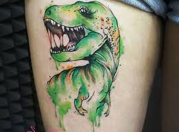 33 best dinosaur tattoo designs and ideas tattoobloq
