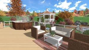 Home Deck Design Software Review by Landscaping Software Gallery