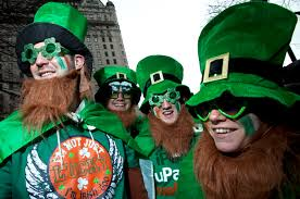 too small a change u201d how st patrick u0027s day became a political
