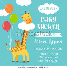 for baby shower baby shower invitation stock images royalty free images vectors