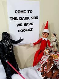 elf on the shelf star wars style nerdy mamma