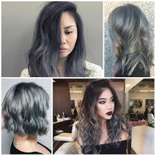 black grey hair grey hair colors for 2017 best hair color ideas trends in 2017