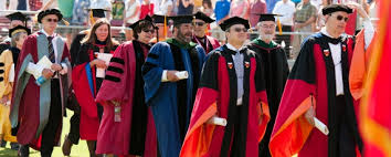 faculty regalia information for faculty commencement weekend