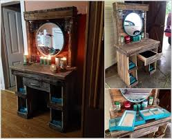 Diy Makeup Vanity Desk 10 Cool Diy Makeup Vanity Table Ideas