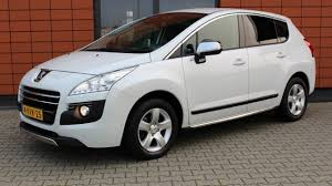 lease a peugeot peugeot 3008 2 0 hdif hybrid4 blue lease navigatie youtube