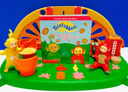 teletubbies toys tubby toast board book