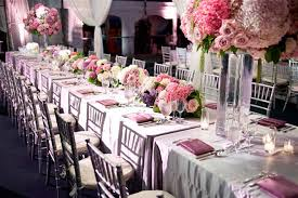 Wedding Reception Table Settings Wedding Reception Table Setting Lake Rentals