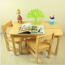 solid wood childrens table and chairs solid wood square table 2chairs kids writing table montessori