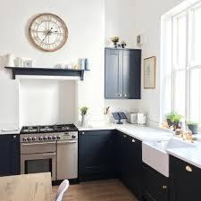 navy blue kitchen cabinets howdens fairford navy blue kitchen home decor kitchen kitchen