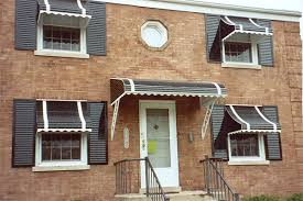 Window Canopies And Awnings Aluminum Awnings Chicago And Canopies In Chicago Nombach