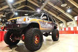 Grand Cherokee Off Road Tires The Ten Coolest Rides Of Spring Off Road Expo Off Road Com