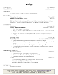 Warehouse Resume Example by 14 Best Photos Of Fieldwork Biology Resume Sample Biology