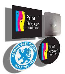 drink coasters print broker