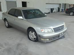 2000 lexus ls auto auction ended on vin jt8bh28f9y0178635 2000 lexus ls 400 in