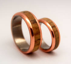 wood rings wedding wedding rings titanium rings wood rings mens rings