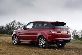 range rover svr black new land rover range rover sport 5 0 v8 s c svr 5dr auto petrol