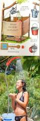 16 diy outdoor shower ideas a piece of rainbow