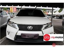 2014 lexus 2014 lexus rx for sale in malaysia for rm250 000 mymotor