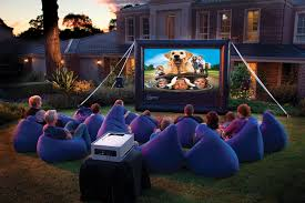 inflatable home theater system open air cinema smart digital australia