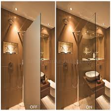 Smart Glass Shower Door Prima Shower Electric Privacy Smart Glass Switchable Smart