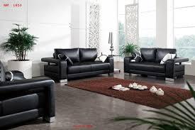 canape cuir moderne ensemble de salon en cuir design 3 2 1 places