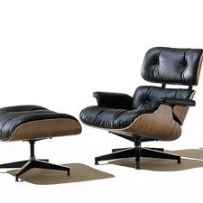 Ottoman Size by Eames Lounge Chair And Ottoman In The Tall Size By Herman Miller