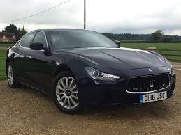 used maserati ghibli used maserati cars for sale motors co uk