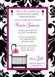 pink grey and white baby shower invitations archives baby shower diy