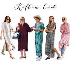 kaftan cool new ways to style this weekend classic the