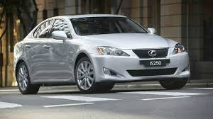 lexus sedans 2005 all new lexus is250 launched in australia motor1 com photos